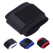 Adjustable fitness protect tool bandage hand wrist wrap sport wristband support wrist brace gym wristband sport wrist protector(China)
