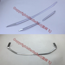 ABS Chrome Front Grille Around Trim For Toyota Innova 2016 2017