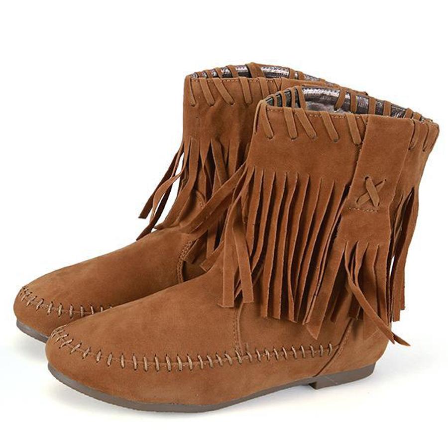 Fringe Cowboy Boots(4)