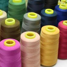 40s/2 Polyester Sewing Thread Cheap Industrial Sewing Machine Threads Quilting Supplies Accessories Hilos De Coser Naaigaren(China)