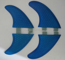 Hot G5 GX Surf fins Quad Set FCS Glassfiber surf fin surfboard SUP 2*G5 side fins ,2*GX rear fins