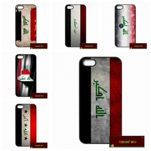 Iraq National Flag Phone Cases Cover For iPhone 4 4S 5 5S 5C SE 6 6S 7 Plus 4.7 5.5