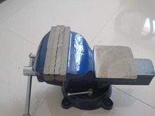 Tiger brand manufacturers selling high quality light activity with anvil 150MM vise vise 360 rotation(China)