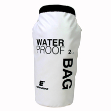 2L Sports Waterproof Dry Bag Backpack For Stuff Floating Boating Kayaking Camping Outdoor Water Sports Practical Dry Bag
