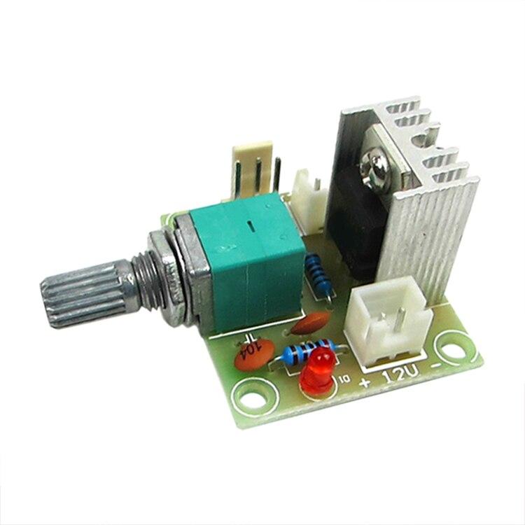 LM317 1.25V full fan speed linear regulator module DC<br><br>Aliexpress
