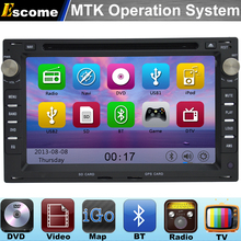 MTK3360 Car DVD Automotivo For VW PASSAT B5(MK5)  VW SHARAN 1998-2009 VW JETTA 1998 to 2005 with Bluetooth Radio GPS Navigation