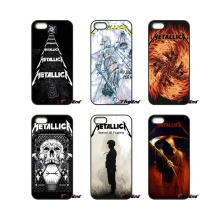 For Xiaomi Redmi Note 2 3 3S 4 Pro Mi3 Mi4i Mi4C Mi5S MAX iPod Touch 4 5 6 Metallica Classic Heavy Metal Band Phone Case Cover