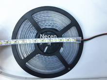 DC 24V ED Strip lights 3014SMD outdoor white+warm white waterproof 224LEDS/M 5m/Ree LED Light Tape Ribbon Lamp
