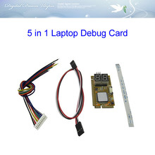 5 in 1 laptop notebook diagnostic card,debug card wholesale price
