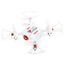 SYMA X20RC Drone Dron 2.4GHz 4CH 6-Axis Gyro Radio Control Quadcopters Toy One Key Takeoff 3D Flip RC Toy RTF for Beginner Level(China)