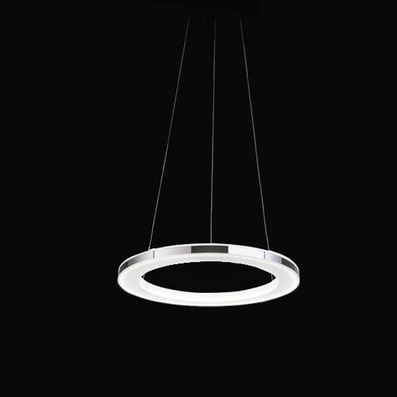 Wholesale prices, modern minimalist LED chandeliers, acrylic pendant lamp,AC90-265V  20CM 9W<br><br>Aliexpress