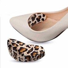 Мягкая пена площадкой для женщин высокий каблук передняя обувь наполнитель подноском протектор подушка ноги уход инструмент