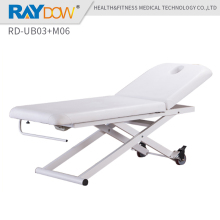 RD-UB03+M06 back massager exam equipment folding portable hospital recliner chair bed(China)