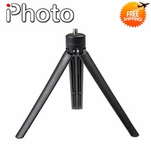 Mini Lightweight Table Handheld Tripod for Canon Nikon Sony Pentax Olympus Digital SLR DSLR Camera DV Camcorder Max 2.5KG