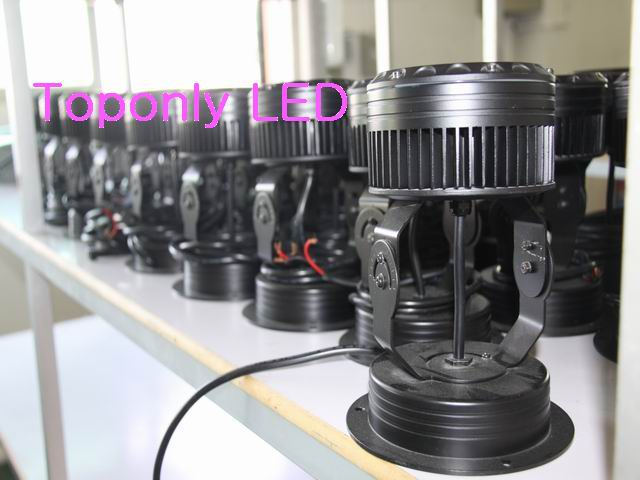 6x3w rgb led wallwasher
