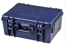 Tool case ABS toolbox Impact resistant sealed waterproof case security equipment Instrument case Camera Box with pre-cut foam(China)