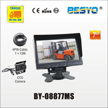 Heavy vehicle (trucks ,bus ,vans) reversing   rearview  HD  digital   monitor and camera systems  BY-08877MS