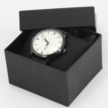 High Quality Jewelry Box Gift Boxes for Bracelet Earrings Watch Case with Foam Pad