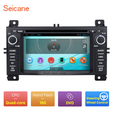 Android 4.4.4 HD touch screen Car Stereo DVD Bluethooth GPS Navigation for 2011-2013 JEEP GRAND CHEROKEE Aftermarket Mirror Link
