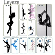 Lavaza Pole dance dancing Fitness fashion Cover Case for Huawei P10 P9 Lite Plus P8 P7 G7 Honor 8 Lite 7 6 4C 4X Coque Shell(China)