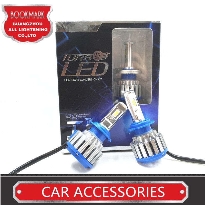 H8 H9 H11 Led Headlight for Cars Motorcycles Front Fog Lighting Lamp Bulb 70W 7000Lm 6000K Xenon White DRL Daytime Running Light<br><br>Aliexpress