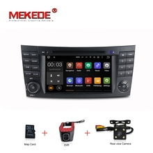 Buy Stock free Android 7.1 Car DVD GPS multimedia radio Mercedes/Benz W211 W209 W219 W463 E-Class 2-din navi player for $239.25 in AliExpress store