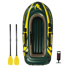 2 persons thick inflatable boat assault 2 boats fishing boat canoe 68347