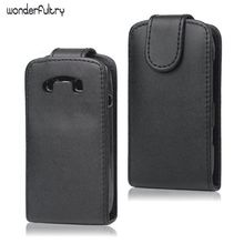 Wonderfultry Black Cheap For BlackBerry 9790 Case Capa Vertical PU Leather Flip Cover for BlackBerry Bold 9790 Onyx 3 Bellagio(China)