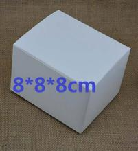 Many sizes Blank Kraft paper packaging recycled kraft paper gift box handmade soap packaging cardboard packing carton box(China)