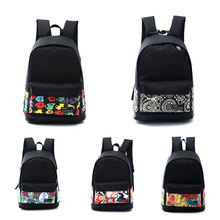 backpack New Fahsion Girls Preppy Style Backpack  Book Bags For Laptop Vintage Rucksack 30