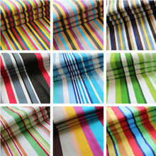 free ship for 500*150cm(wide),Multicolour color printed stripe  thickening canvas fabric,sofa curtain  table cloth fabric etc.