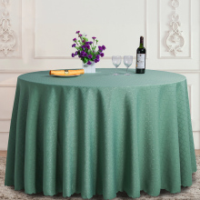 Green Coffee Color Modern Simple Tablecloths Restaurant Banquet Table Cloth Multi-function Round Rectangular Fast Shipping