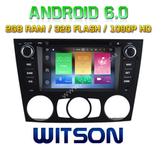 WITSON Octa-Core(Eight Core) Android 6.0 CAR DVD PLAYER FOR BMW MANUAL AIR BMW E90/E91/E92/E93 2G ROM 1080P TOUCH SCREEN 32GB