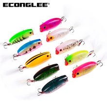 5.7cm Classic Plastic Fake Chubby Road sub-bait 10.42g Bait Ebay Quick Sell Electricity Business Fishing Gear Explosion DHP-001