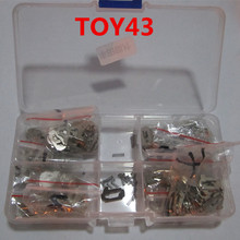 200pcs/lot for TOY43AT Car Lock Reed for Camry And Carola Toyota Locking Plate Lock Reed M096(China)