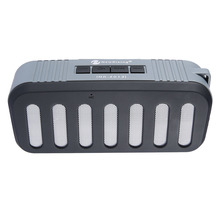 Promotion mini square rectangular Bluetooth wireless speaker woofer Radio FM CUBE TF AUX enceinte bluetooth portable puissant