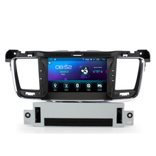 "Buy 7"" Android 6.0 Car DVD Stereo Peugeot 508 2011 2012 2013 2014 Auto Radio RDS GPS Glonass Navigation Audio Video DAB+ WiFi for $463.49 in AliExpress store"