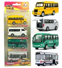 1:64 alloy  double decker bus  models , high metal casting simulation toy car,with pull back function  , free shipping