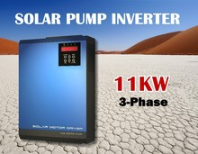Solar pump inverter 11kw solar pump inverter three phase max PV input 800V