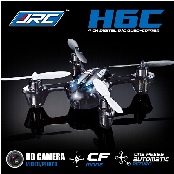 F16592/3 JJRC H6C Mini Drones With HD 2MP Camera Micro Quadcopters RC Helicopter LCD Transmitter Helicopter Drone RTF<br><br>Aliexpress