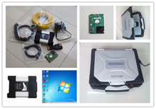 For bmw diagnose tool for bmw icom NEXT with cf30 computer 2017.05 newest software 500gb hdd expert mode ready to use