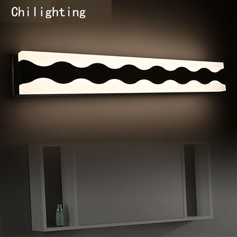 Length 58cm 9W Wave shape LED wall lamp bedside lamp modern living room wall lamp corridor hallway stairs lights<br><br>Aliexpress