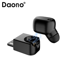 Buy DAONO SQ2 Bluetooth Headphone Mini Bluetooth Earphones Wireless Earbud 6 Hour Playtime Car Headset Mic for $9.88 in AliExpress store