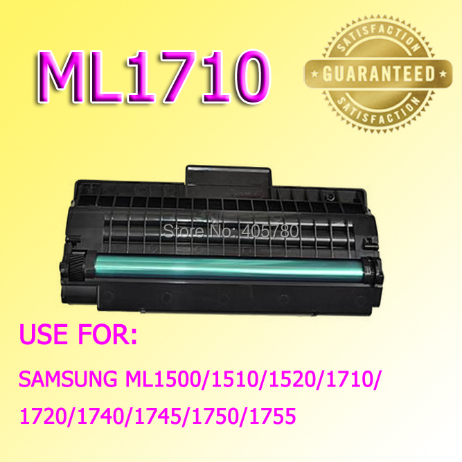 ML1710 toner cartridge compatible  for samsung ML1500/1510/1520/1710/1720/1740/1745/1750/1755 printer toner cartridge <br><br>Aliexpress