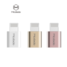Mcdodo Mini USB Cable OTG Light Converter Adapter For Lightning to Micro USB Adapter Quick Charger Data Sync Cable for iphone 6