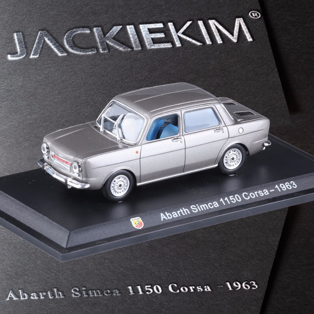 New Favorites display model,1:43 alloy pull back cars,1957 Fiat 1100,Abbas paragraph 1963 1150,High simulation car collection(China)