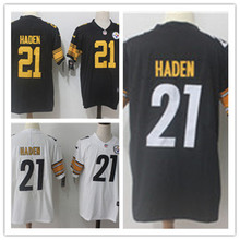 Mens 21 JOE HADEN Jersey 2017 Rush Salute to Service High Quality Football Jerseys(China)