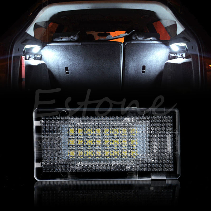 1 PCS Error Free Led Luggage Trunk Boot Light For BMW 3 5 6 SeriesX1 X5 E39 E90 E46<br><br>Aliexpress