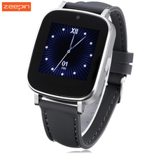 Z9+ 1.54 Inch 3G Smartwatch Phone MTK6261 Sleep Monitoring Pedometer Smart Watch MP3 Message Sync Wristwatch For Android IOS