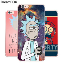Buy L349 Rick Morty Soft TPU Silicone Case Cover Apple iPhone 8 X 7 6 6S Plus 5 5S SE 5C 4 4S for $1.21 in AliExpress store